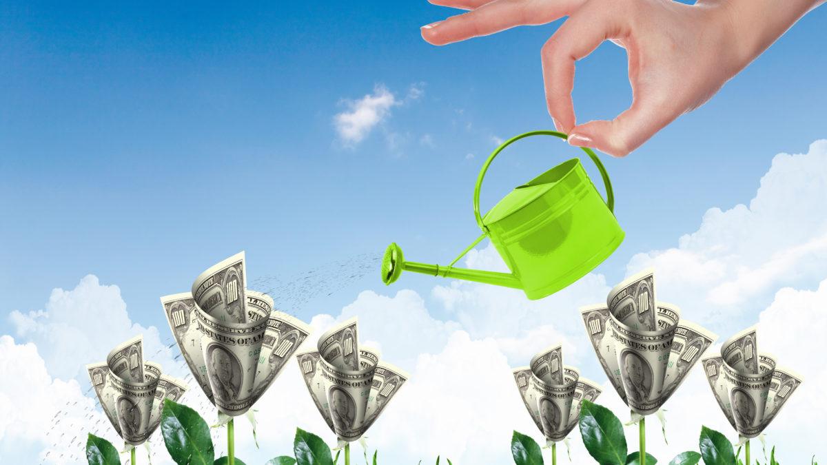 Sparen im Alltag und Einkommen produzieren