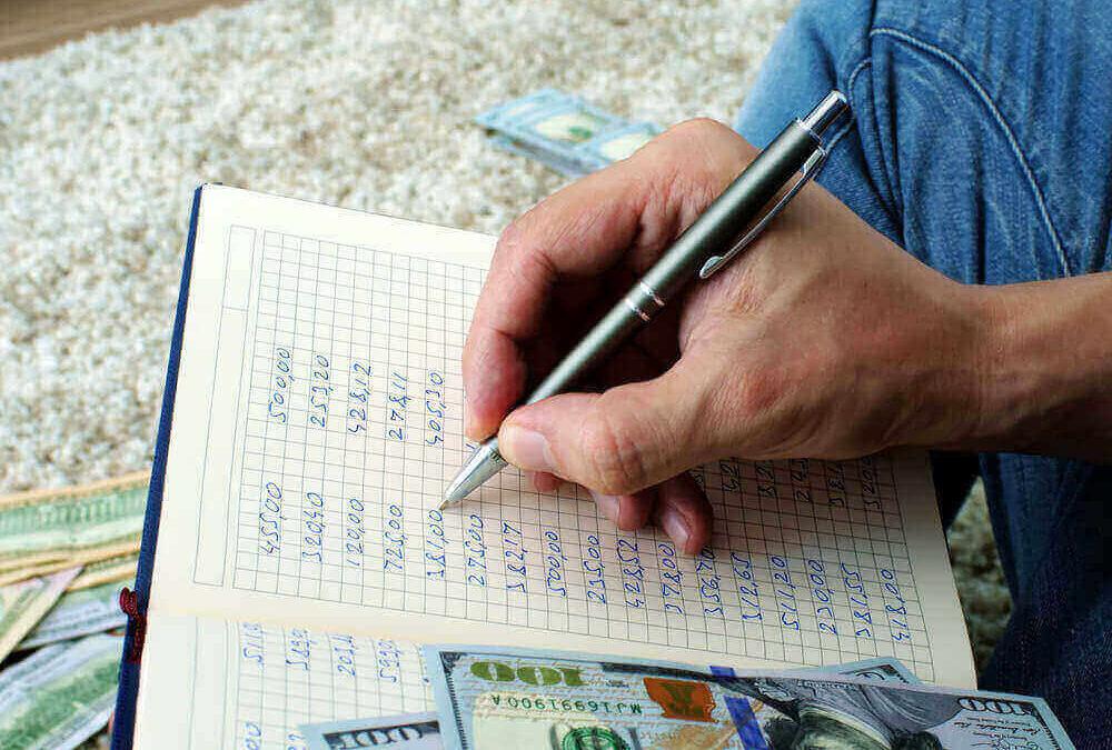 Du MUSST ein Haushaltsbuch führen, wenn du finanziell unabhängig werden willst